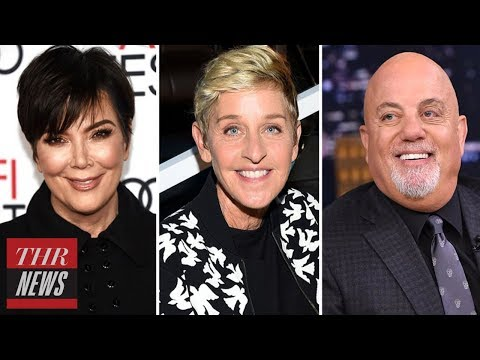 Kris Jenner, Ellen DeGeneres, Billy Joel Among Write-In Candidates in Alabama Senate Race | THR News