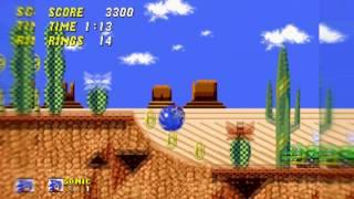 Sonic Mania - Mirage Saloon Zone Act 2 (Sega Genesis 16-bit Remix) Mp3