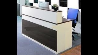 Wooden counter ideas   Wood counter for shop   Wooden counter well furnished