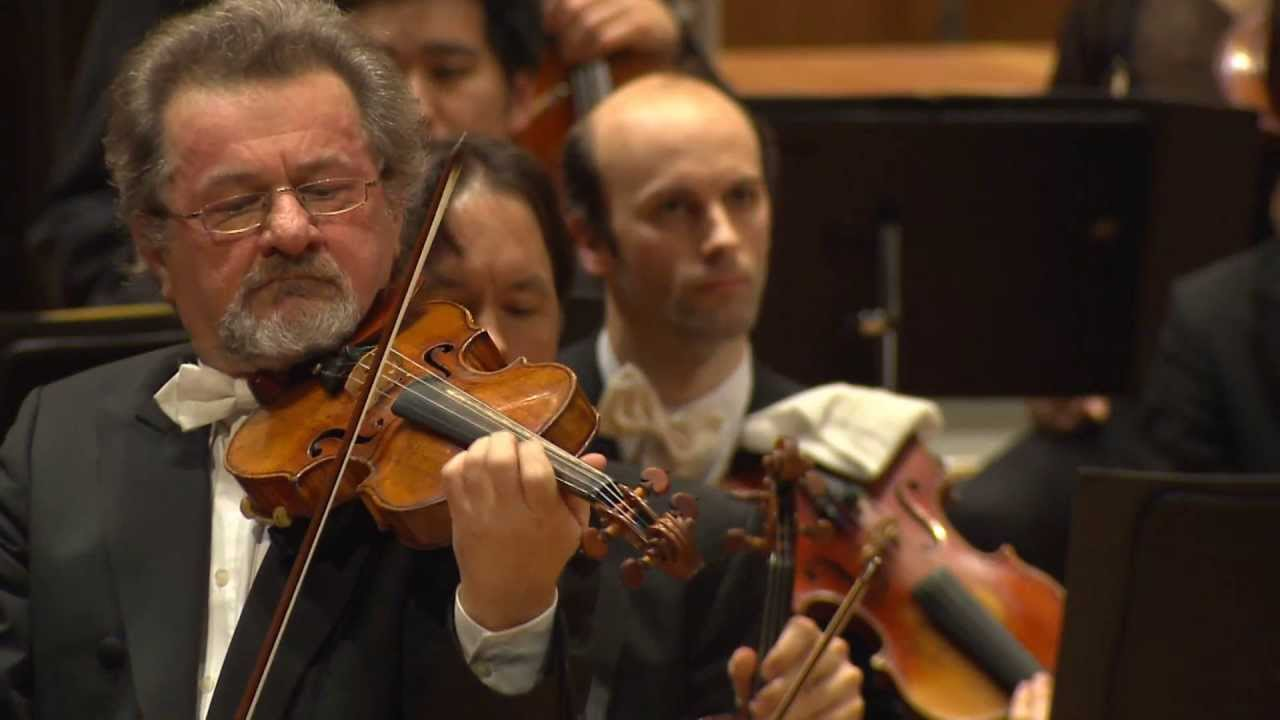 Stephan: Music for violin and orchestra / Stabrawa · Petrenko · Berliner Philharmoniker