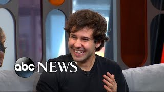 Download YouTube Star David Dobrik's Talk Show Debut Mp3 and Videos
