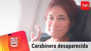 Carabinera fue a vivir a Colombia con su pololo y hoy está desaparecida | Muy buenos días