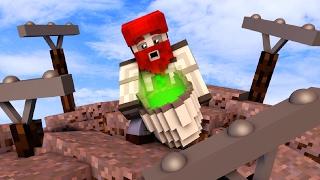 DIESE FLÜSSIGKEIT IST EXTREM GEFÄHRLICH!!! - Minecraft SKY