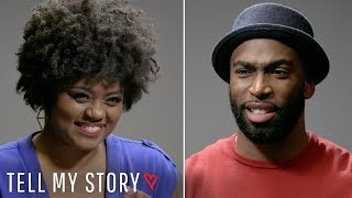Video Does Money Matter in a Relationship? 💰 | Tell My Story, Blind Date download MP3, 3GP, MP4, WEBM, AVI, FLV Agustus 2017