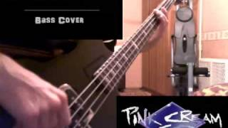 Pink Cream 69 - White Men Do No Reggae (Bass Cover)