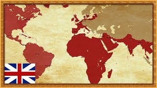 EUIV | Timelapse - The Sun Never Sets on the British Empire