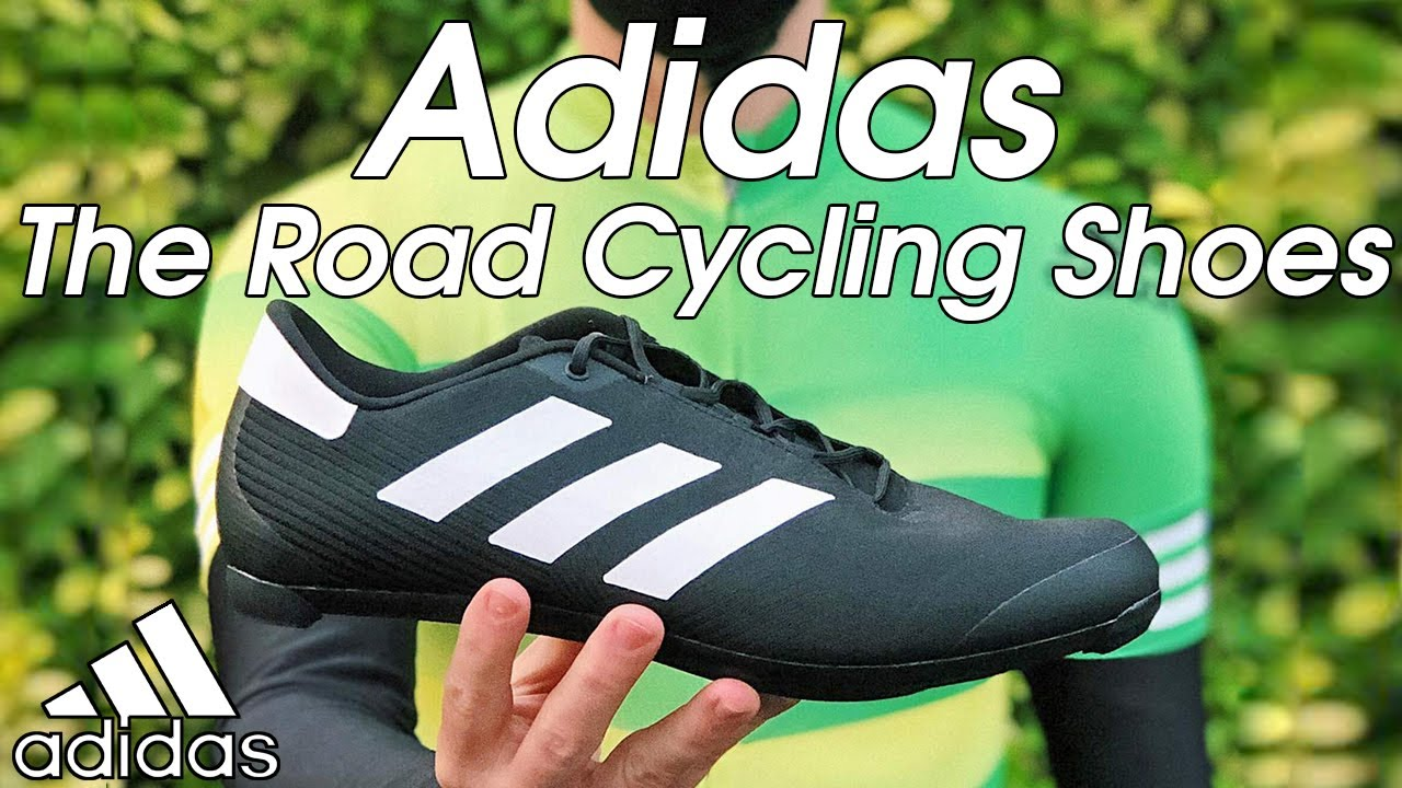 NEW Adidas The Road Cycling Shoes (First Look)