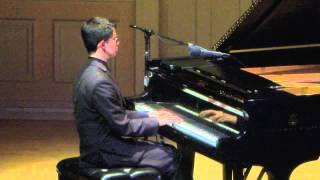 Jazz Pianist Justin Kauflin in Concert