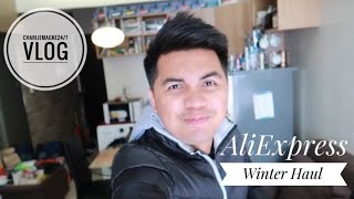 AliExpress Winter Haul || vlog# 12