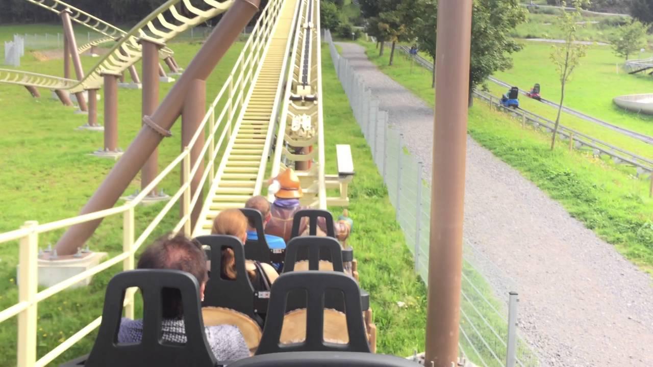 Achterbahn St Englmar