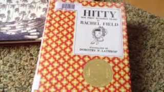 Newbery Challenge - Hitty: Her First Hundred Years by Rachel Field