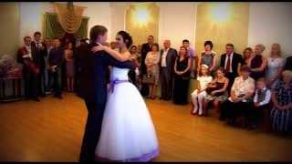 Танец молодых Алена и Николай