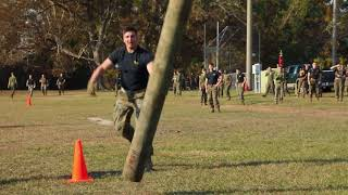 2nd TSB Marines compete in Commander's Cup 2017