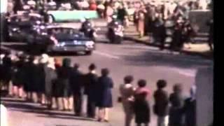 John F Kennedy in Dallas