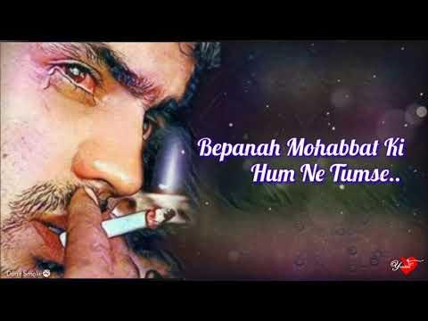 Zakhmi Dil Broken Heart Touching Shayari In Hindi Sad Shayari Dard Bhari Shayari DJ RN Music Vlogs