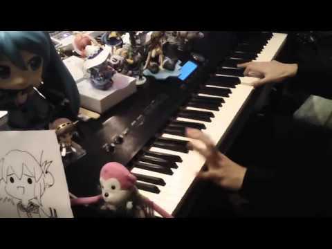 【ピアノ】 「吹雪」 を弾いてみた 【艦これED】