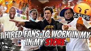 Teens Work In NYC DELI For $5 CHALLENGE 😱 | Izzy Tube
