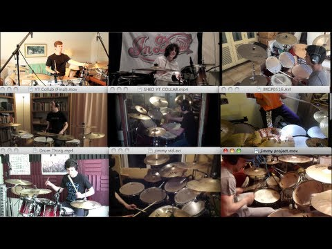 The Online Shed Session [Drum Video Collaboration] (Feat. EVERYONE)