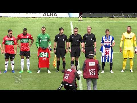 Samenvatting sc Heerenveen - NEC (oefenwedstrijd)