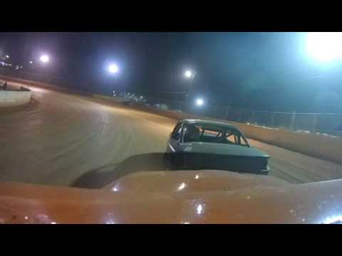 East Lincoln Speedway FWD 4-15-2017