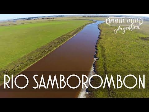 RIO SAMBOROMBON - EL VIAJE #01