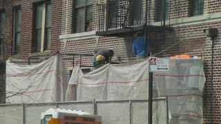 RANT NYCHA APARTMENT Abatement continues (No forewarning, No respect for residents) 2016 PT 2