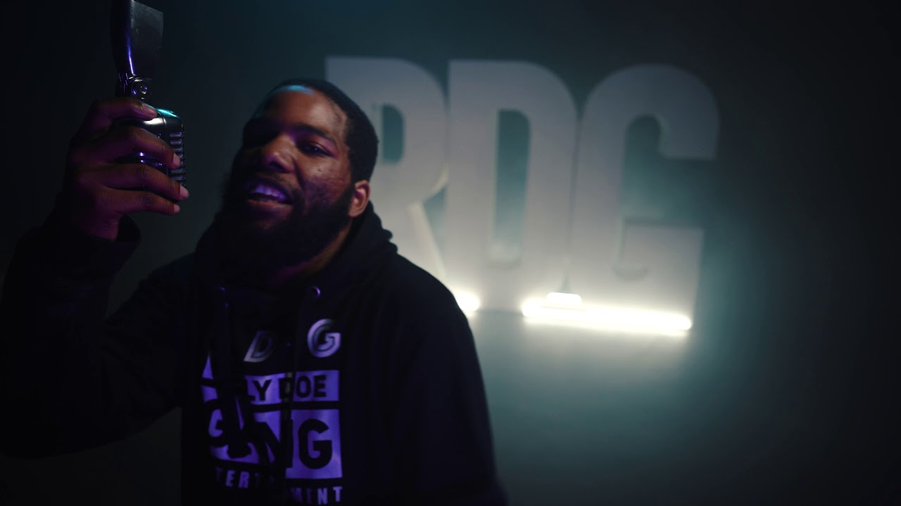 "Download RDG BigFatz ""EAT Freestyle""  (Official Music Video)"