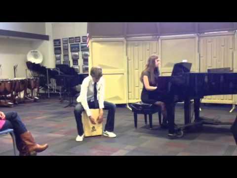 Standing Forever- Laura Frederickson and Emily Nikirk