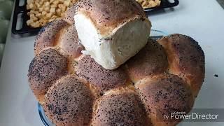 Тесто для беляшей и отрывного хлеба.