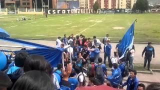 FINAL CAMPEONATO DE FUTBOL EPN 3 DE  21