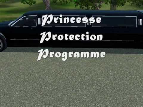 Trailer Princesse Protection Programme poster