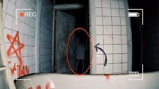 Оставил камеры в Адской заброшке | Паранормальное явление снято на камеру