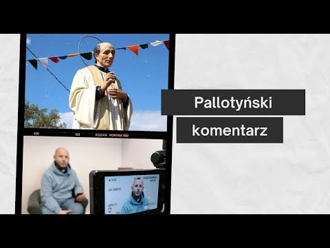 Pallotyński komentarz // ks. Krzysztof Kralka SAC // 15.06.2021 //