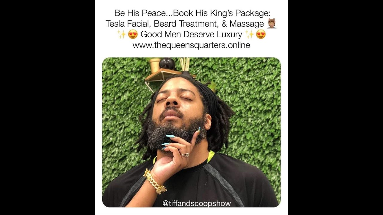 King's Package - Men deserve luxury and self care moments, too!