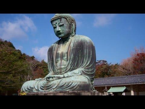 Kamakura Daibutsu (Great Buddha  大仏), Kamakura, Japan