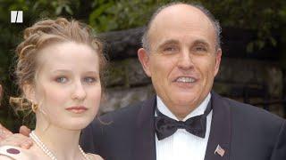 Rudy Giuliani's Daughter Backs Joe Biden