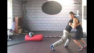 Fight Conditioning - Recon Combat Veterans, Full Body Workout, Lactic Acid Threshold Training 3/5