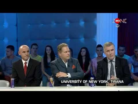 Zone e lire   University of New York, Tirana 13 shtator 2013