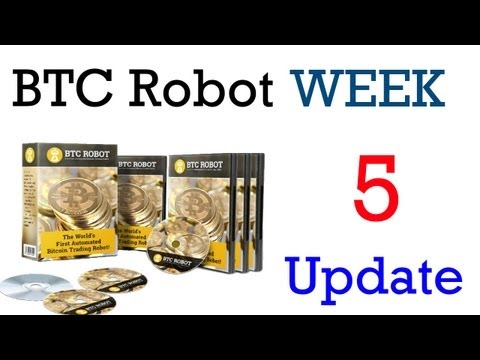 Bitcoin Robot Review Update After 5 Weeks