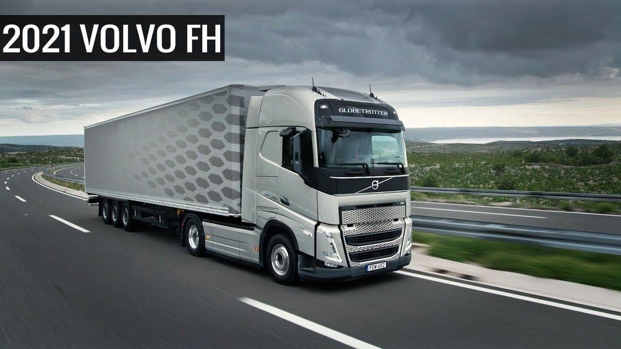 Volvo FH 2021 - YouTube