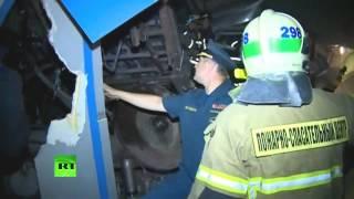 Трагедия В Московском метро!!! Ужасные кадры!!!!!!!!