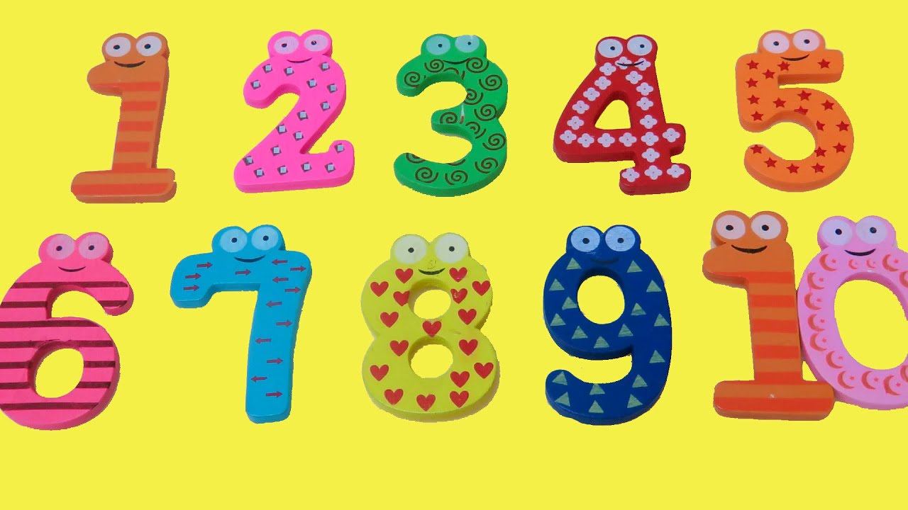 Uncategorized Hello Kitty Number the toy park english lesson 1 counting spelling from to 10 with hello kitty