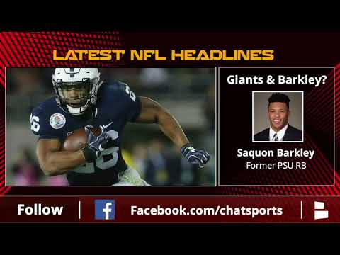 NFL News: Rob Gronkowski May Retire, Giants Thinking Saquon Barkley, And Aaron Donald Contract