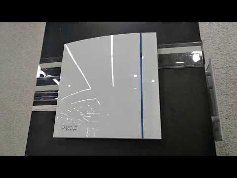 Soler Palau Вытяжной вентилятор Silent Design 5210601900 Silent-100 CHZ Design 3C