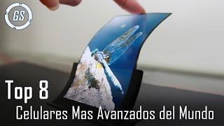 Top 8 Increíbles Celulares Más Avanzados Del Mundo || Los Celulares Del Futuro