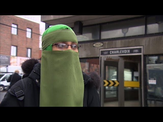 Montreal police investigate after attack on woman wearing niqab