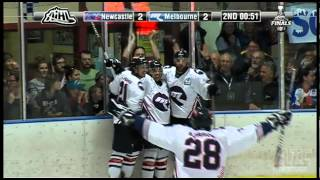 2012 AIHL Grand Final Highlights