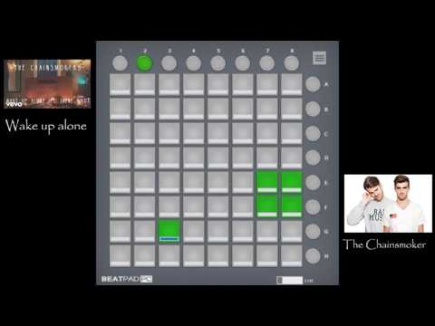 [BEATPAD]The Chainsmokers - Wake Up Alone ft. Jhené Aiko