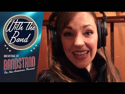 Episode 5 - With the Band: Backstage at BANDSTAND with Laura Osnes