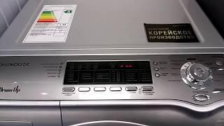 видео Стиральная машина Daewoo